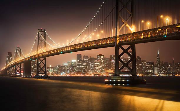 Bay Bridge In San Francisco Wall Art