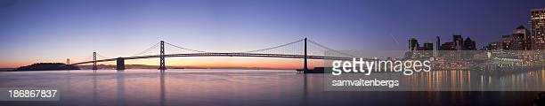 Bay Bridge Panoramic
