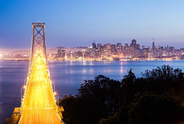 Bay Bridge, San Francisco Wall Art