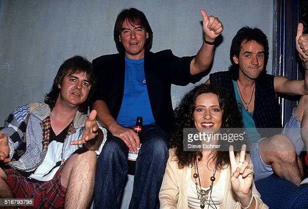 Bay City Rollers at Limelight New York August 24 1993