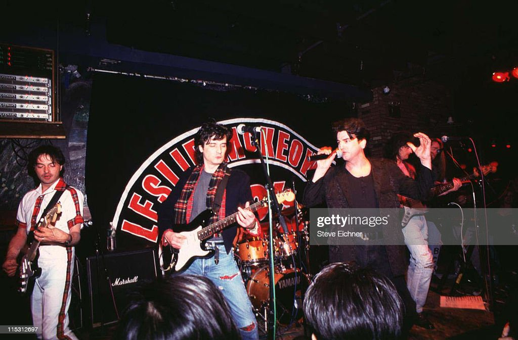 Bay City Rollers at Wetlands - 1995