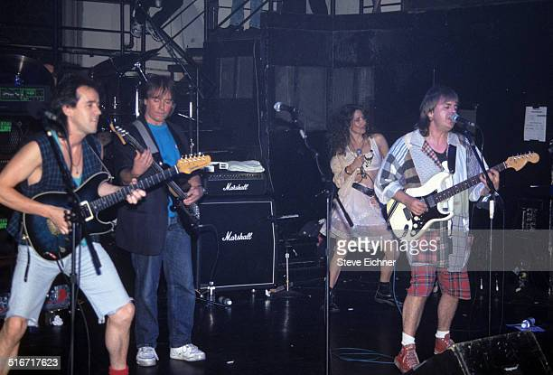Bay City Rollers perform at Limelight New York August 24 1993