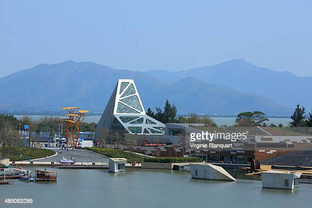 oct bay, happy harbour - guangdong province stock pictures, royalty-free photos & images
