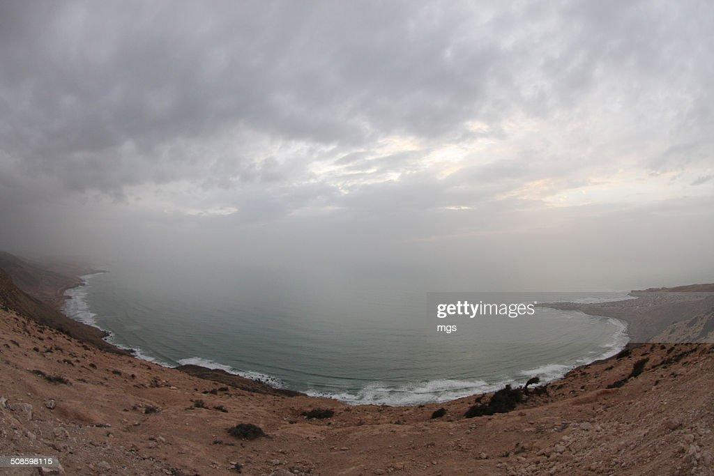 Bay of Imsouane : Stock Photo