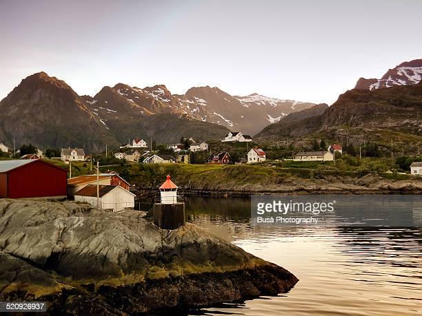 Bay of Reine, Lofoten Islands, Norway