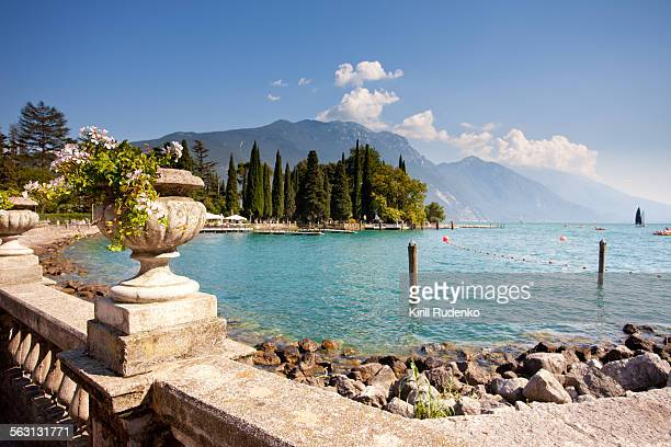 Bay of Riva Del Garda, Lake Garda, Italy