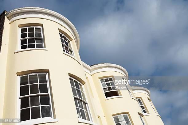 Bay Windowed Georgian House