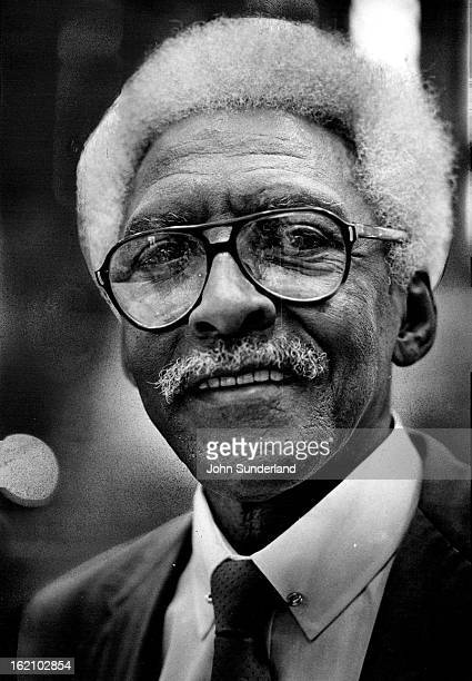 JUL 7 1981 JUL 8 1981 Bayard Rustin Reagon making 'serious mistake'