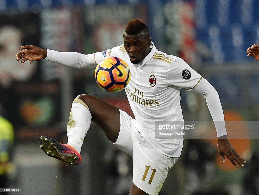 AS Roma v AC Milan - Serie A : News Photo