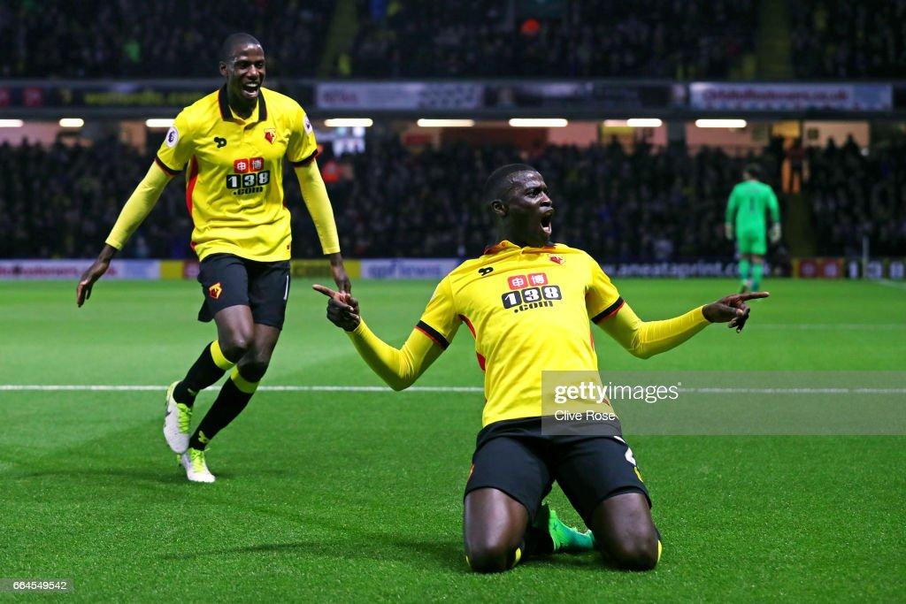 Watford v West Bromwich Albion - Premier League : News Photo