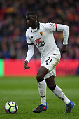 london england mbaye niang watford action