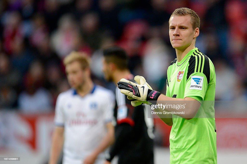 Bayer Leverkusen v Hamburger SV - Bundesliga : News Photo