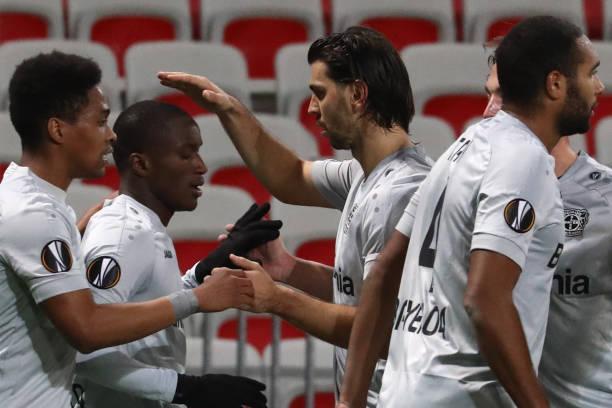 FRA: OGC Nice v Bayer 04 Leverkusen: Group C - UEFA Europa League