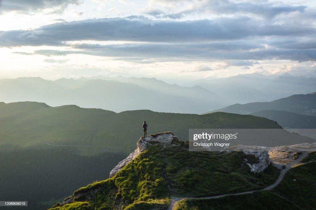 Bayerische Alpen - Garmisch Partenkirchen : Stock-Foto