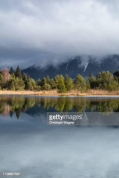 Bayerische Alpen - Mittenwald and Isar