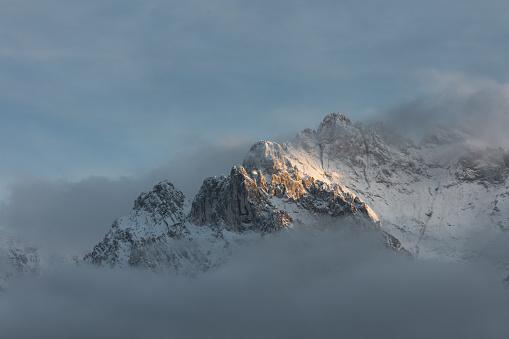 Bayerische Alpen - Mittenwald und Karwendel - gettyimageskorea