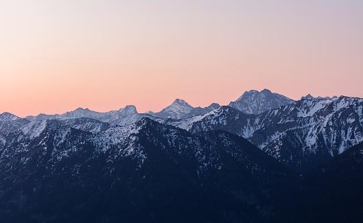 Bayerische Alpen - gettyimageskorea