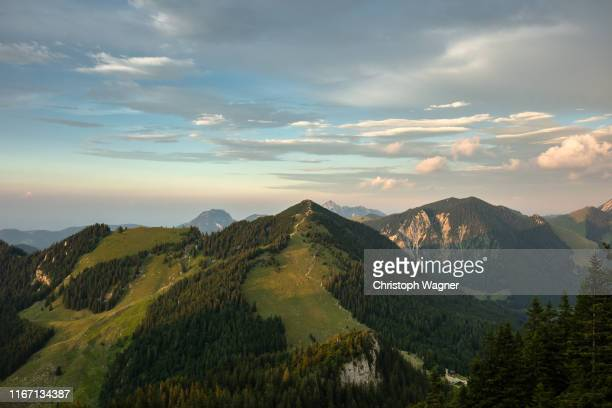 bayerische alpen - spitzingsee - tegernsee stock pictures, royalty-free photos & images
