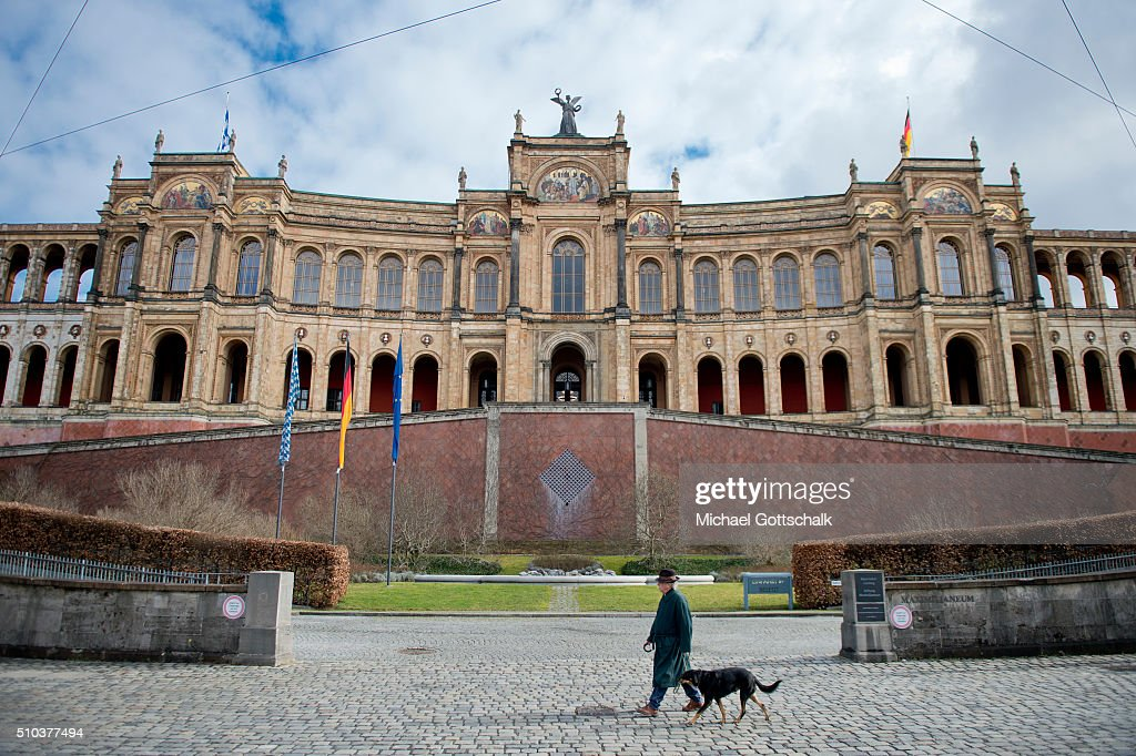 Bayerischer Landtag... : News Photo