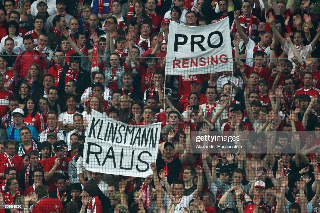 Bayern Muenchen v FC Barcelona - UEFA Champions League : News Photo