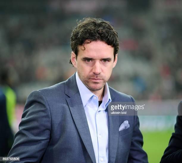 FUSSBALL FC Bayern Muenchen Arsenal London TV Experte und Ex FC Bayern Spieler Owen Hargreaves