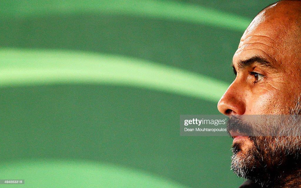 VfL Wolfsburg v FC Bayern Muenchen  - DFB Cup : News Photo