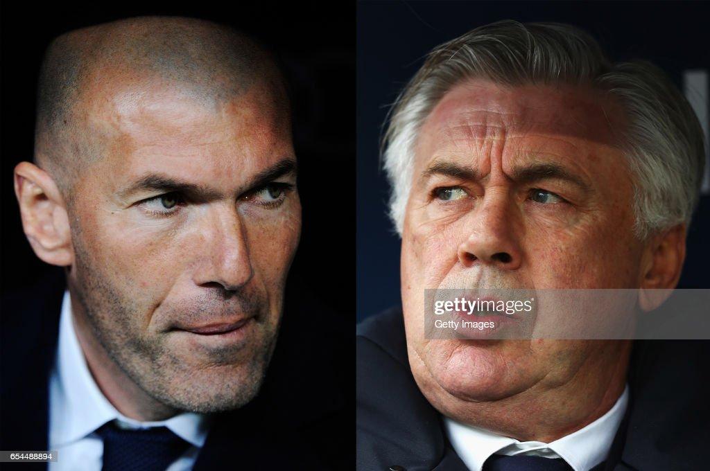 Bayern Munich v Real Madrid - UEFA Champions League Quarter-Final : News Photo