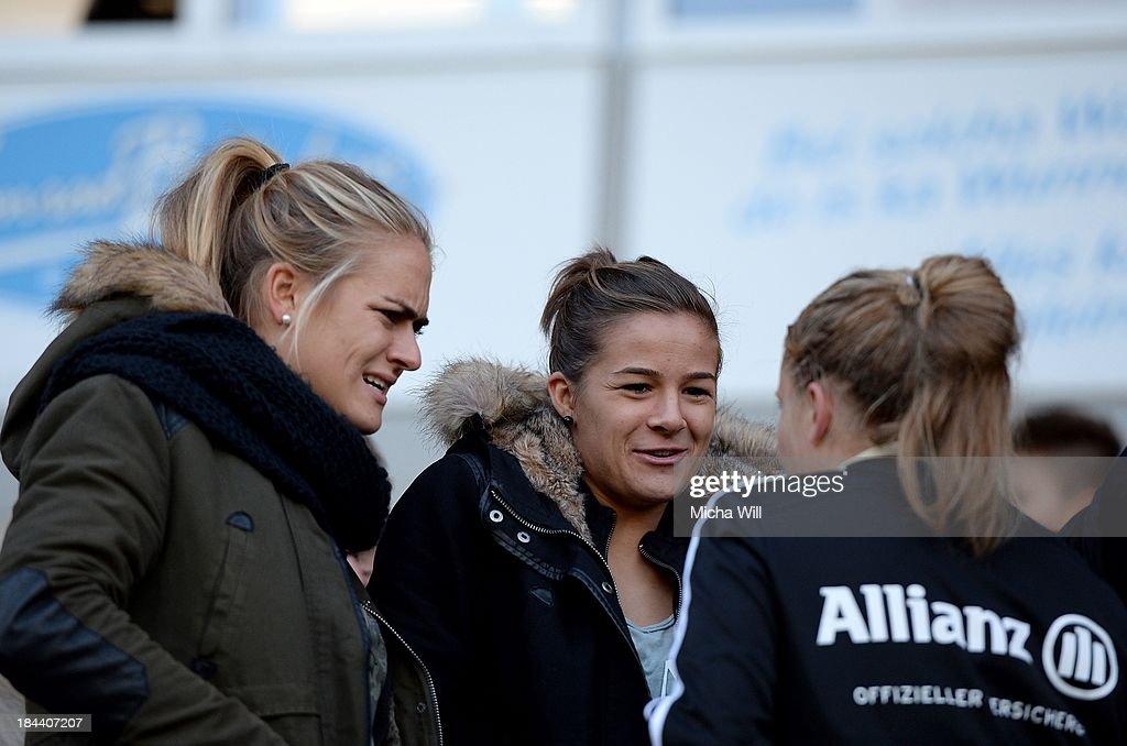 U17 Girls Germany v U17 Girls Netherlands - U17 Girls Euro Qualifier