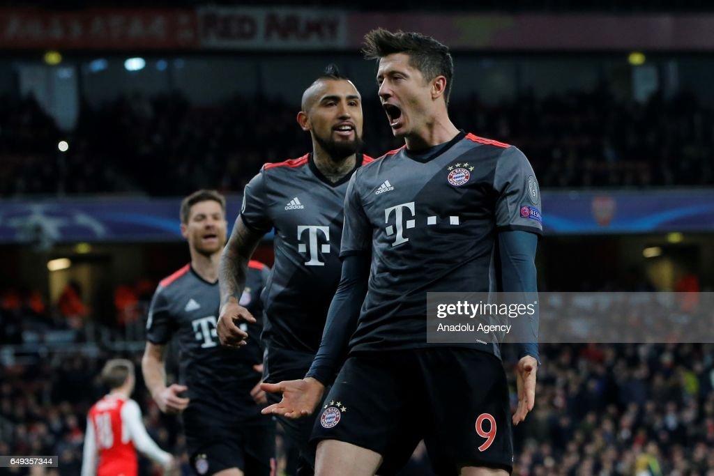 Arsenal FC v FC Bayern Munich - UEFA Champions League : News Photo