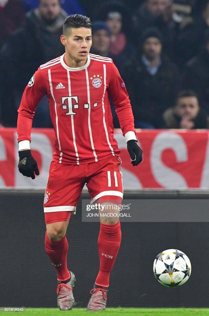 FBL-EUR-C1-BAYERN-BESIKTAS : News Photo