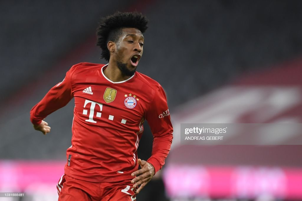 FBL-GER-BUNDESLIGA-BAYERN MUNICH-DORTMUND : News Photo