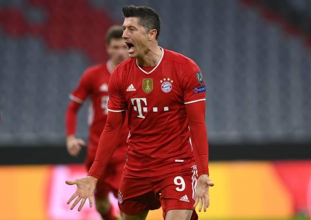 DEU: Bayern Muenchen v SS Lazio - UEFA Champions League Round Of 16 Leg Two