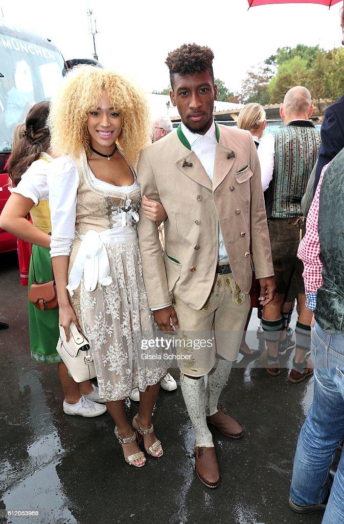 Celebrities At Oktoberfest 2016 - Day 16