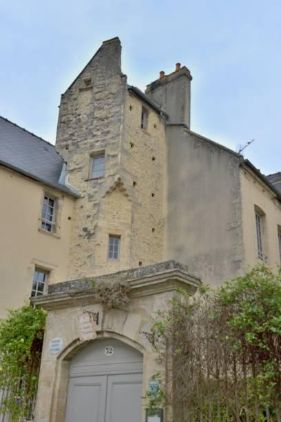 Bayeux, the Manoir Sainte Victoire.