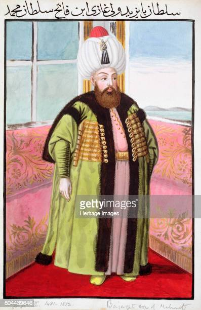 Bayezid II Ottoman Emperor Called 'Aldi' Bayezid was Sultan from 14811512 His reign saw a policy of territiorial expansion fighting wars against the...