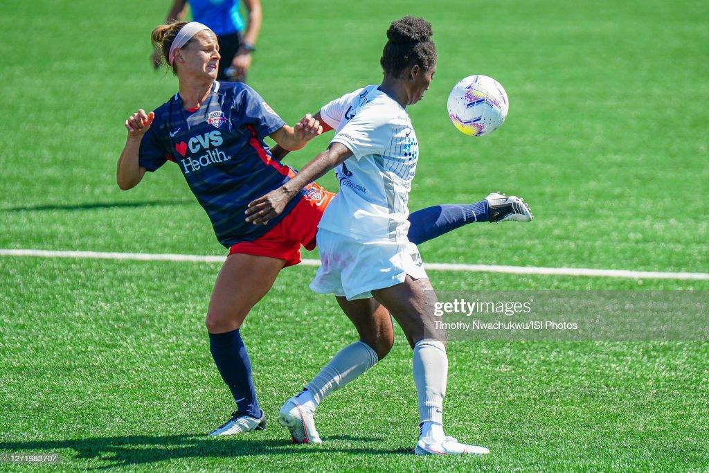 Sky Blue FC v Washington Spirit : News Photo