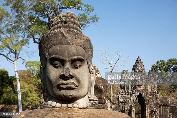 Bayon Temple, Angkor Wat, Siem Reap, Cambodia