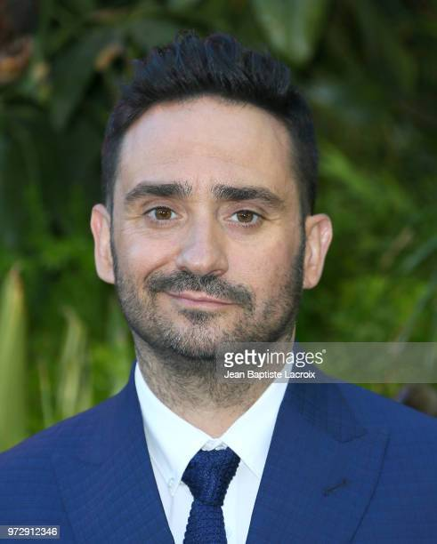 J A Bayona attends the premiere of Universal Pictures and Amblin Entertainment's Jurassic World Fallen Kingdom on June 12 2018 in Los Angeles...