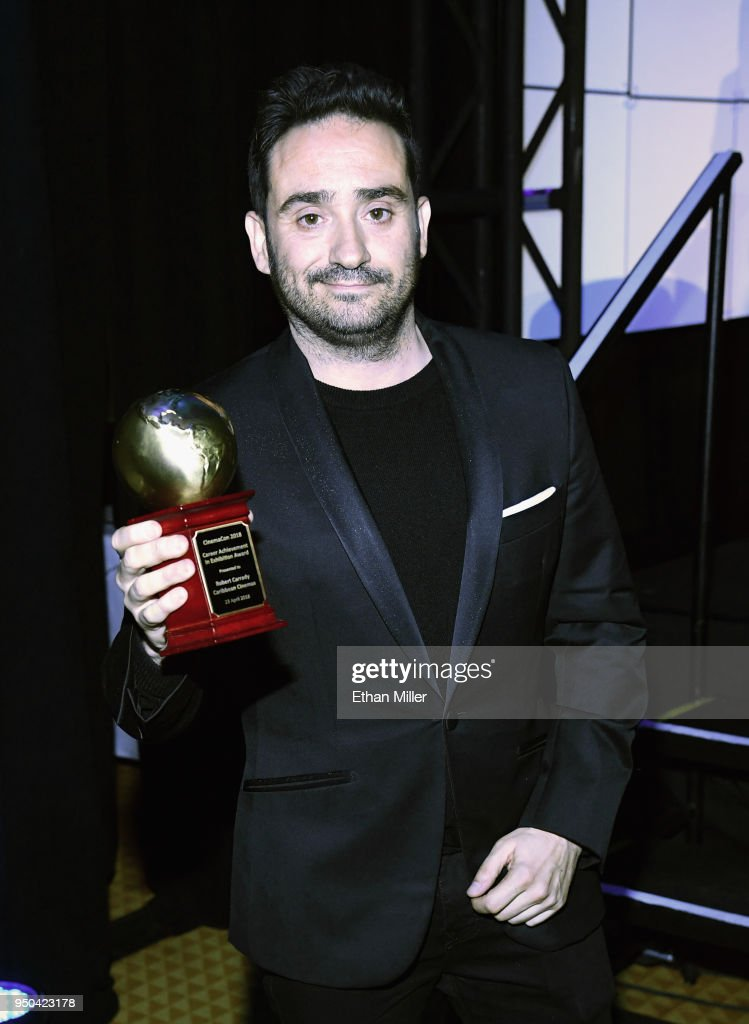 CinemaCon 2018 - International Day Awards Luncheon