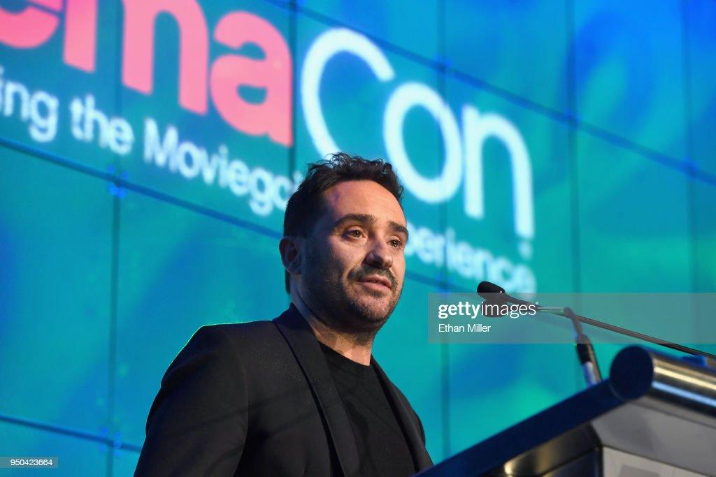 CinemaCon 2018