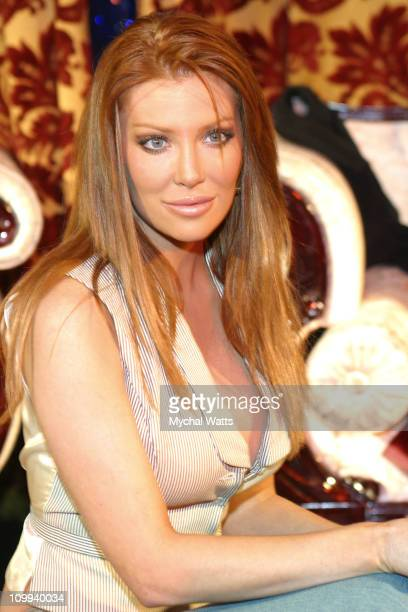 Baywatch's Angelica Bridges during Carmen Electra Hosts the Launch Of EXCITENIGHT at Show in New York City New York United States