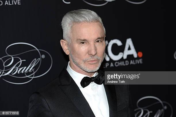 Baz Luhrmann attends Keep a Child Alive's 13th annual Black Ball at Hammerstein Ballroom on October 19 2016 in New York City