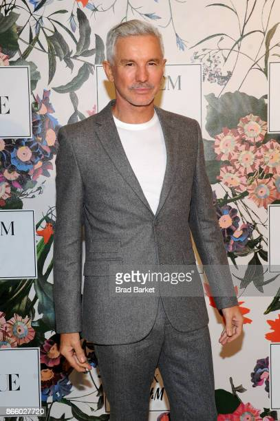 Baz Luhrmann attends the ERDEM X HM Exclusive Event at HM Flagship Fifth Avenue Store on October 24 2017 in New York City