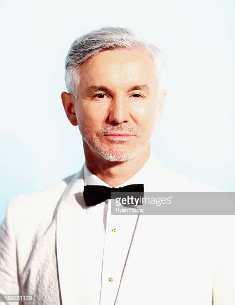 Baz Luhrmann attends the 'Great Gatsby' Australian premiere at Moore Park on May 22 2013 in Sydney Australia