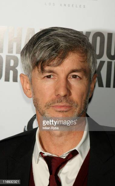 "Baz Luhrmann during ""Thank You For Smoking"" Los Angeles Premiere - Arrivals at Directors Guild Of America in Los Angeles, California, United States."