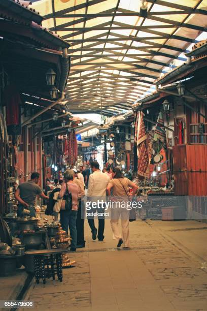 Bazar, le bazar District, Gaziantep, région de l'Anatolie du sud-est de l'Anatolie, Turquie