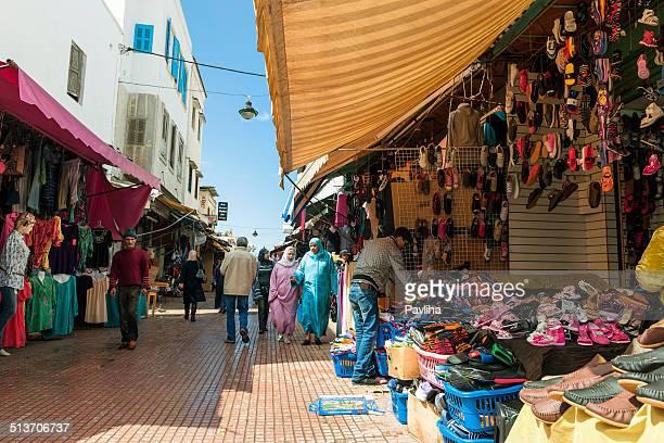 """bazar au maroc, afrique du nord"""" - rabat maroc photos et images de collection"""