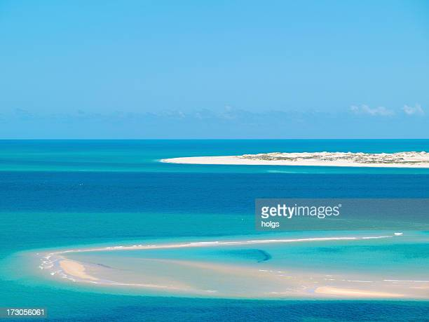 bazaruto archipelago - mozambique stock pictures, royalty-free photos & images
