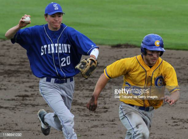 BISPING • bbisping@startribunecom St Cloud MN Thursday 6/16/11] Class 2A baseball State Quarterfienals at Dick Putz Field St Anthony Village...
