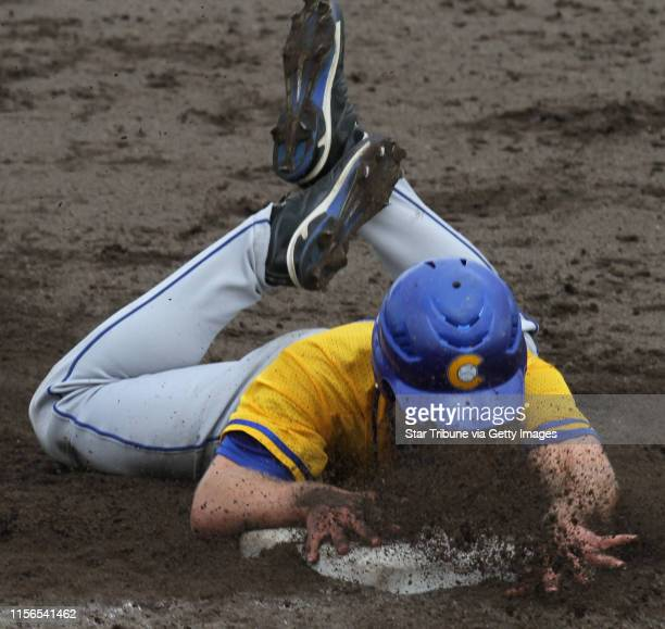 BISPING • bbisping@startribunecom St Cloud MN Thursday 6/16/11] Class 2A baseball State Quarterfienals at Dick Putz Field St Cloud Cathedral's...
